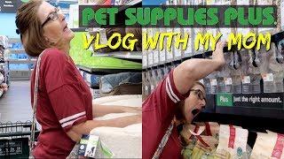 PET SUPPLIES PLUS | Pet Store Vlog by Pickles12807
