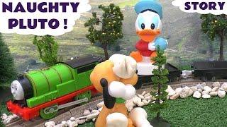 Naughty Pluto