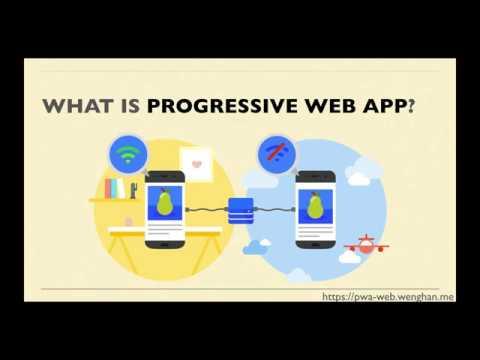 Demo on Progressive Web App