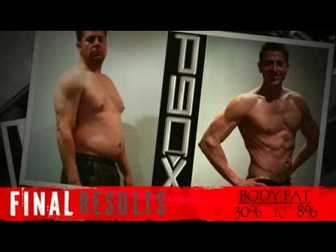 P90X  Results – Amazing Transformation – The Art of Fit