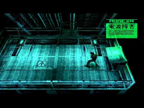 Metal Gear Solid Прохождение с комментариями Часть 24