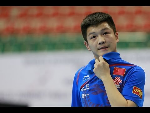 Yan - To watch the full match, please go to http://www.ittf.com/ittv/ on demand Review all the highlights from the Fan Zhendong vs Yan An Men´s Singles Final Match...