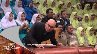 Video Ini Talk Show 27 November 2015 Part 1/4 - Deddy Corbuzier, Volland Humonggio, Chika Jessica MP3, 3GP, MP4, WEBM, AVI, FLV Mei 2019