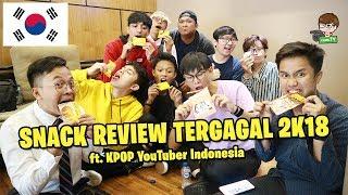 Video BUKAN KOREAN SNACK REVIEW!! ft. KPOP YouTuber Indonesia Boys MP3, 3GP, MP4, WEBM, AVI, FLV Februari 2019
