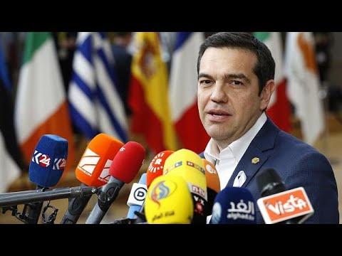 Σύνοδος κορυφής: «Μέτωπο» Τσίπρα-Αναστασιάδη κατά Τουρκίας