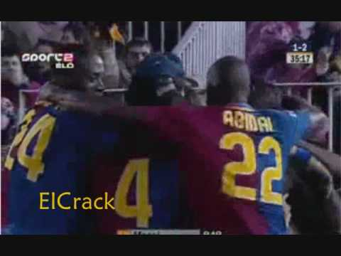 Messi Gooooooooool 5000 del Barcelona