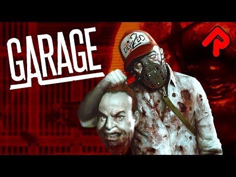 GARAGE gameplay: CAR PARK of the LIVING DEAD! | Let's play Garage: Bad Trip (Switch/PC game)
