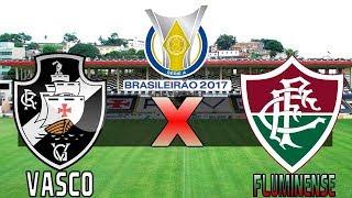 Assista os Melhores momentos e gols do jogo Vasco 2 x 2 Fluminense (27/05/2017) Campeonato Brasileiro 2017 - 3° Rodada.
