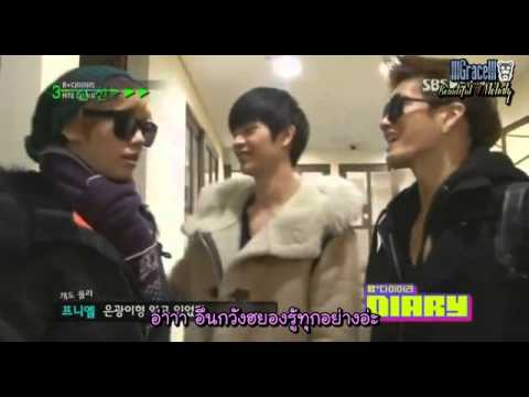 [Thai SUB] BTOB B+Diary ep.2 พาร์ท 2/4 (видео)