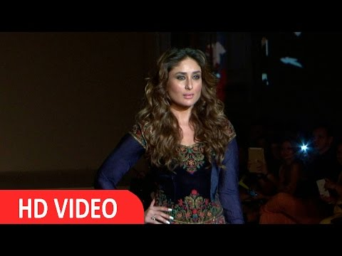 Grand Finale Of LFW With Show Stopper Kareena Kapoor Khan