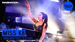 Video Miss K8 - Imagination Festival 2015 [Bass Portal] MP3, 3GP, MP4, WEBM, AVI, FLV November 2017