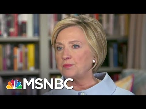 Video Hillary Clinton: I'm 'Convinced' Donald Trump Associates Helped Russia | The 11th Hour | MSNBC download in MP3, 3GP, MP4, WEBM, AVI, FLV January 2017