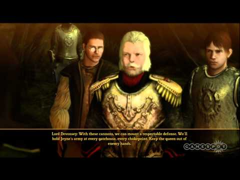 dungeon siege iii - Dungeon Siege III drops some loot for Kevin VanOrd in this video review. For more on this game, check out: http://www.gamespot.com/6320346.