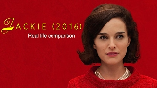 Nonton Jackie (2016) Compared with Jackie Kennedy Whitehouse tour (1962) Film Subtitle Indonesia Streaming Movie Download