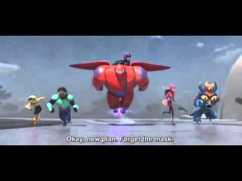 Big Hero 6   Last Fight