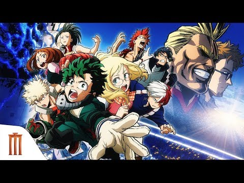 My Hero Academia The Movie: Two Heroes - Official Trailer [ซับไทย]