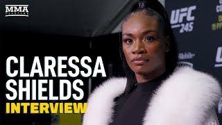 Claressa Shields Details Dana White Meeting On Potential Amanda Nunes Fight - MMA Fighting by MMA Fighting