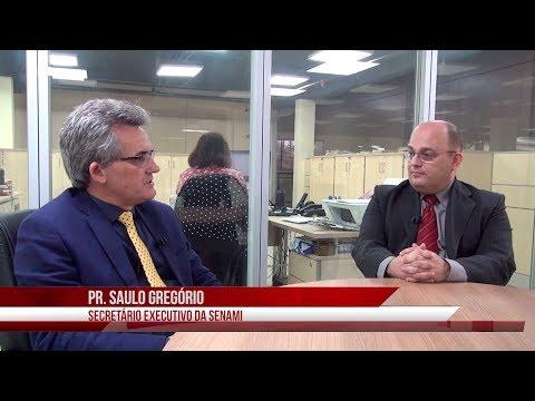 CPAD News 81 - Entrevista com Saulo Gregório