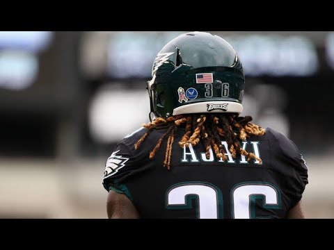 Jay Ajayi 2017 Highlights | J-Train | (видео)