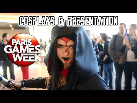 Humility - Paris Games Week 2015 - Cosplay & Présentation !