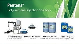 Pentens PU Injection