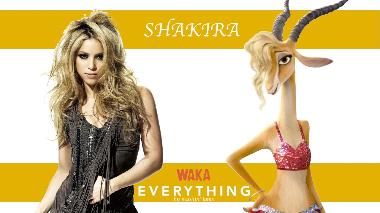 Waka Everything (by Mashin' Jams)