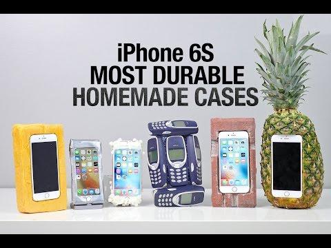 他用「NOKIA 3310」做出的iPhone 6s保護殼超誇張,搞不懂的人看到他手掌拿開後…哇哇哇!