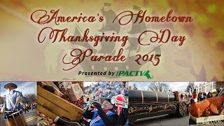Plymouth (MA) United States  City new picture : America's Hometown Thanksgiving Parade 2015 in Plymouth, MA - PACTV
