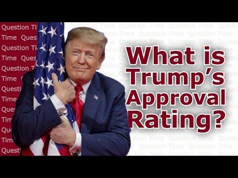 Donald Trump Approval Rating Polls | QT Politics