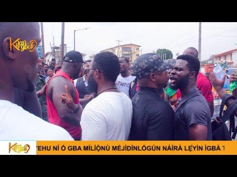 BBNaija 2019 audition: Drama as Nigerians fight at Lagos venue of Big Brother Naija audition