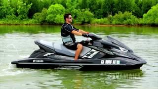 8. 2014 Yamaha FX HO Series WaveRunners