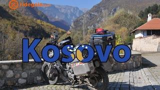 Ep 30 - Kosovo - Motorcycle Trip around Europe