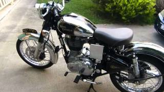 3. ROYAL ENFIELD C5 CLASSIC CHROME