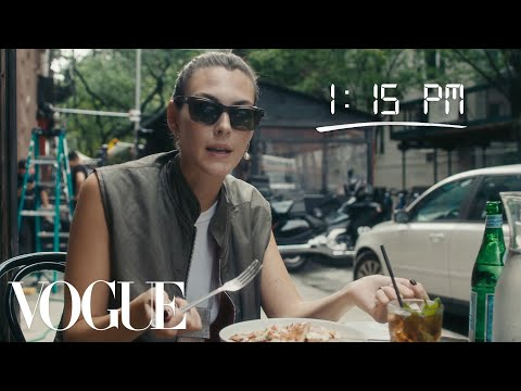 How Top Model Vittoria Ceretti Gets Runway Ready | Diary of a Model | Vogue