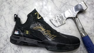 Video What's inside Lonzo Ball's Shoes? MP3, 3GP, MP4, WEBM, AVI, FLV Juli 2018