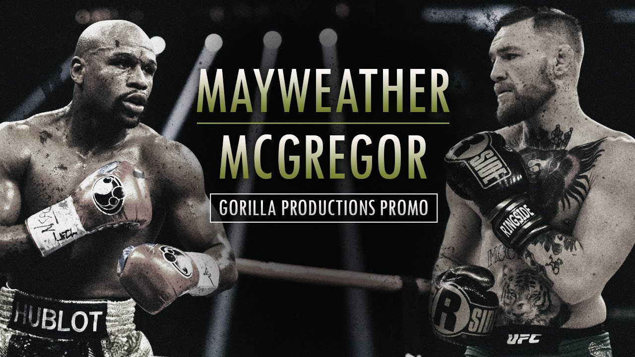Mayweather vs McGregor | GP Promo