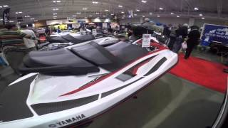 10. 2016 Yamaha WaveRunner VXR Overview