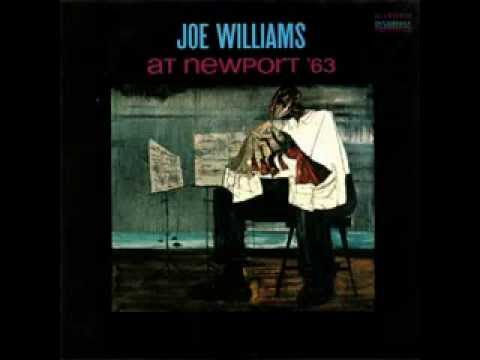 Tekst piosenki Joe Williams - April in Paris po polsku