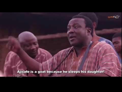 SAHEED OSUPA IN ALUKORO LATEST YORUBA MOVIE NEW RELEASE SANYERI AFONJA