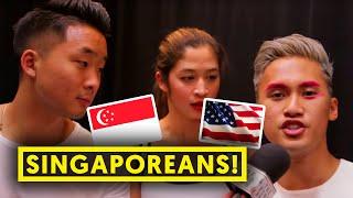 Video IS SINGAPORE BETTER THAN AMERICA? ASK SINGAPOREANS! MP3, 3GP, MP4, WEBM, AVI, FLV Agustus 2018