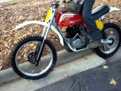 1977 Bultaco 370 Pursang for sale by East Coast Vintage MX