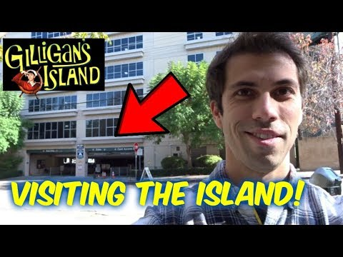 Visiting the REAL Location Where Gilligan's Island was Filmed!