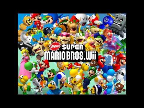 New Super Mario Bros. Wii/U OST: Starman (Todas las Versiones)