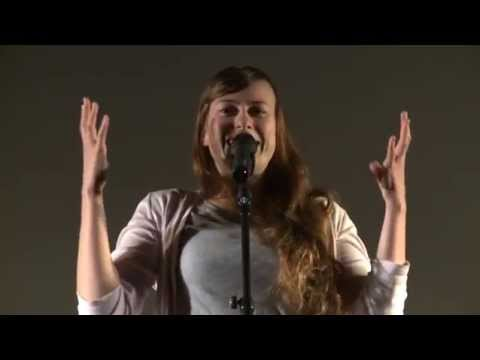 """Clara Nielsen """"Winterlied"""" (live)"""