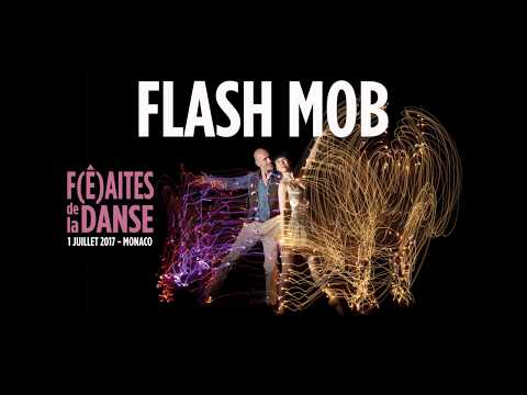 Flash Mob - F(ê)aites de la Danse !