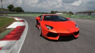 2012 Lamborghini Aventador LP 700-4 -- First Drive
