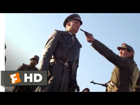Company of Heroes (2013) - Taking Down the Nazis Scene (9/10) | Movieclips