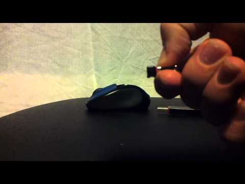 Logitech Wireless Mouse M305 And M250 Review
