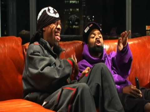 Redman and Method Man -  Wild Tour Story while in Memphis (247HH Wild Tour Stories)