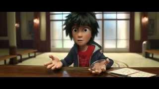 Big Hero 6 - Official UK Trailer (2014)